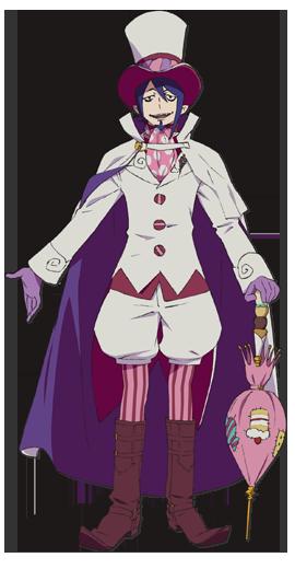 Nebirus Anderson Mephisto